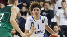 LaMelo Ball reportedly considering playing in Australia before leaping to the NBA