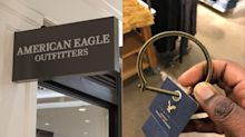 American Eagle stops selling 'shackle bracelet' after shoppers say it reminds them of slavery