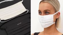 'People are dying': Aussie label's designer face masks slammed for offering no protection