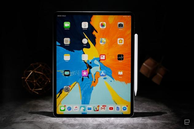 Engadget readers love the iPad Pro 12.9