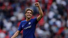 Soccer: Alonso double for Chelsea spoils Spurs' Wembley opener