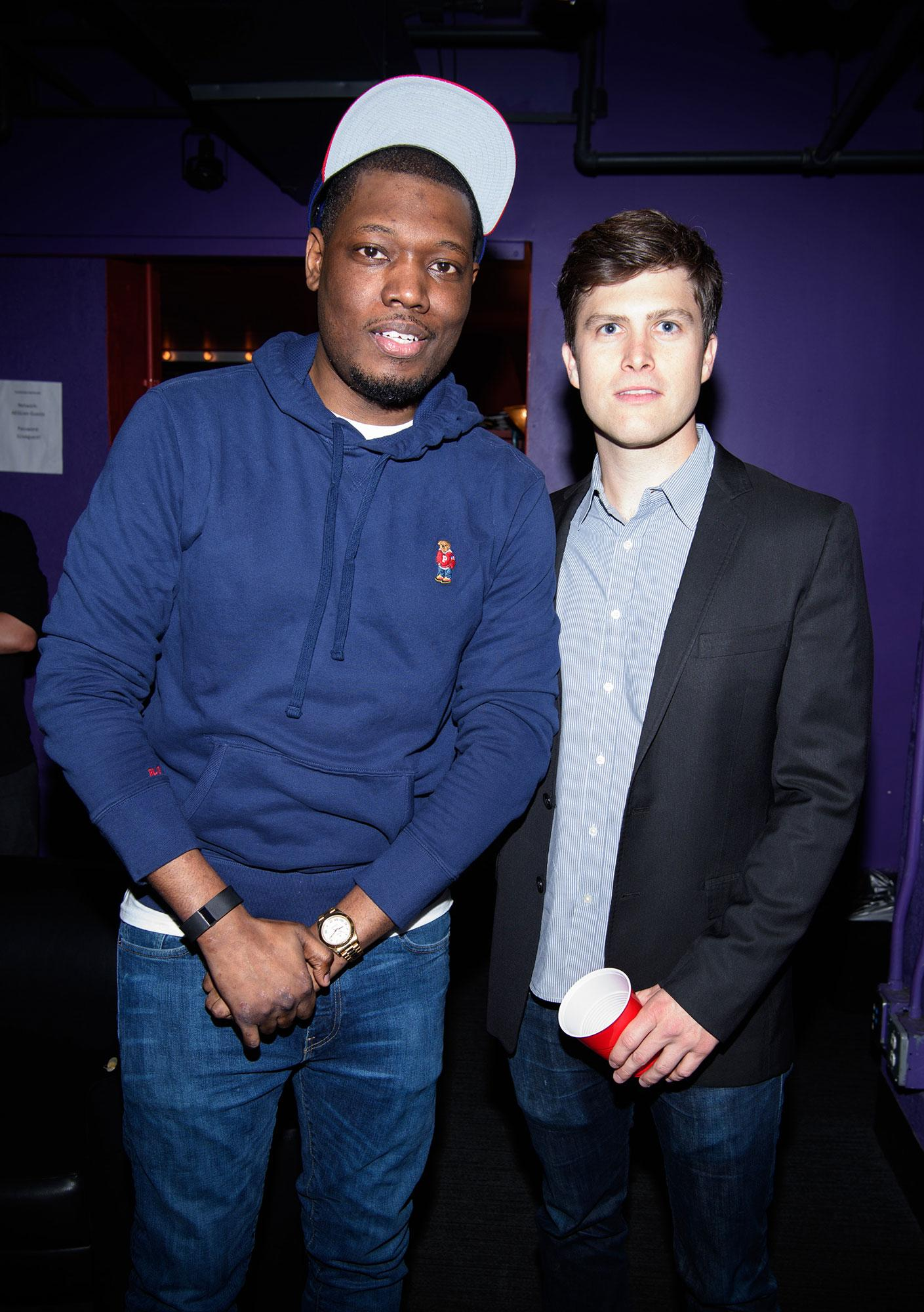 Colin Jost And Michael Che 25 Things You Don T Know About Us