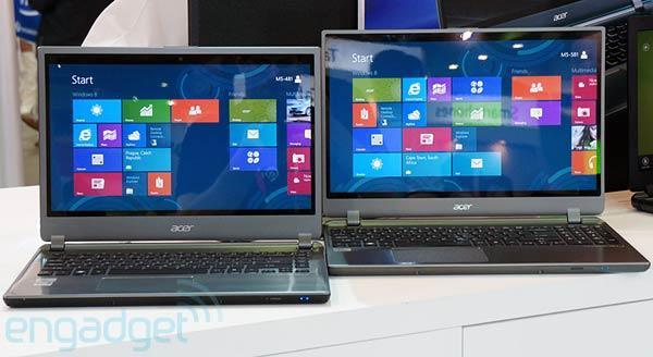 Acer says it's 'moving away from the lower end' in Europe, leaving cheaper laptops to Packard Bell