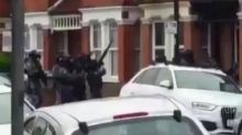 Woman shot by police during London counter-terrorism raid