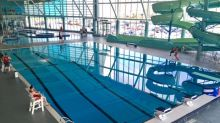 New Wedgewood Park pool reopens after ceiling problem forced closure