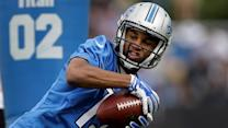 Fantasy Football Live: Golden Tate to reap the fantasy benefits of Detroit