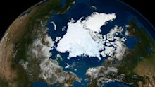 'We have to pay attention': Warning as Arctic sea ice fails to freeze at latest date on record
