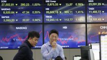 Trade war fears drag down Asian markets