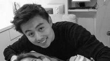 Actress Cheryl Wee gives birth to baby boy