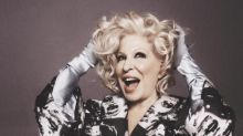 70-Year-Old Bette Midler Is the New Face of Marc Jacobs