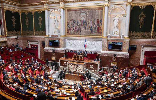 Justice: L'Assemblée vote un budget en hausse pour 2022