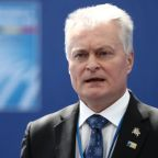 Lithuania warns against holding EU summit with Russia' Putin