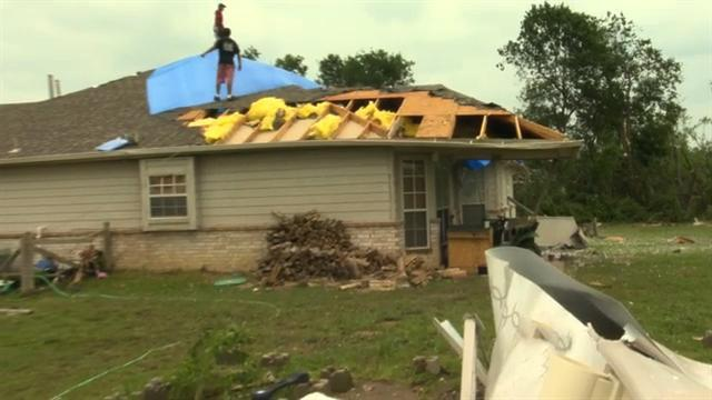 Violent weather takes aim at heart of America
