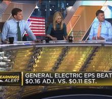 GE posts mixed quarter, reaffirms 2018 earnings guidance