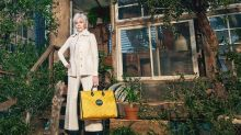 Jane Fonda, la nueva embajadora de Gucci para una colección de moda sostenible