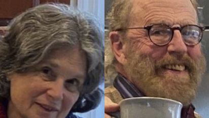 Couple who vanished in California found alive