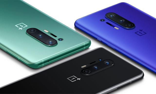 OnePlus 8 Pro is all about speed, photography and wireless charging