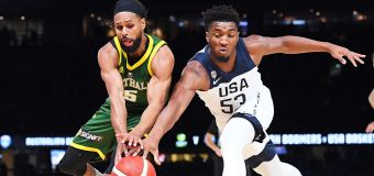 Key points from Boomers vs Team USA game one