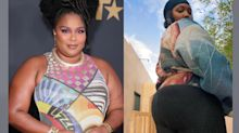Lizzo just rocked the $17 'butt-lifting' leggings that are everywhere on TikTok