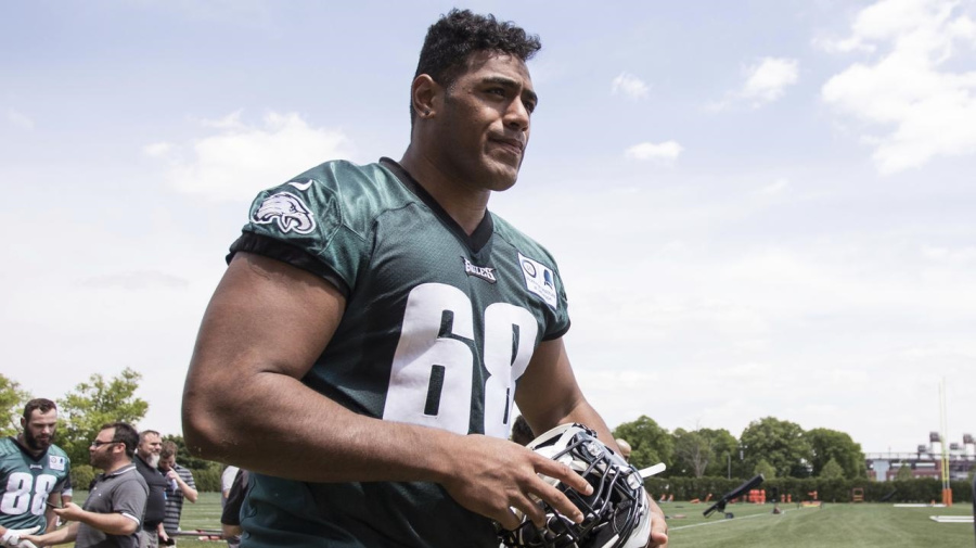 Costly blow ends Jordan Mailata's NFL season