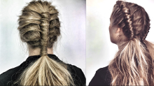 Prepare To Fall In Love With These 'Pipe Braids'