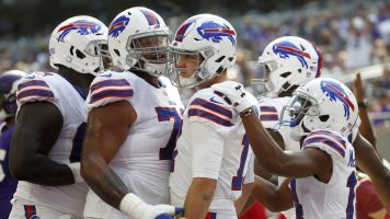 Josh Allen, Bills take a giant leap forward