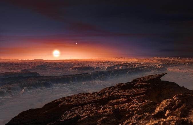 NASA is helping Stephen Hawking get a tiny ship to Alpha Centauri