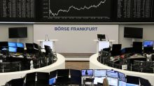 European stocks flat as U.S.-China woes weigh, but post weekly gain
