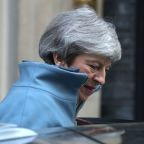 Some UK Conservative lawmakers warn PM May they are ready to back Brexit delay