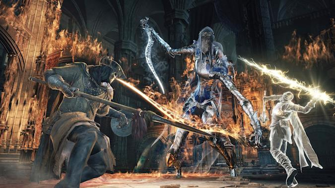 Downloading 'Dark Souls 3' early makes the game even harder