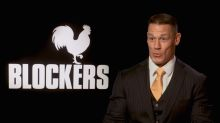 Blockers' John Cena reveals why he's returning to Wrestlemania to fight The Undertaker (exclusive)