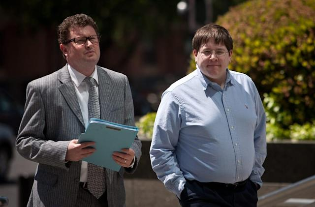 Journalist found guilty of assisting Anonymous hacks