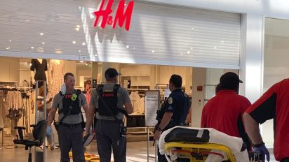 8-year-old killed, 3 hurt in shooting at mall