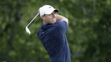 Rory McIlroy starts slowly in Memphis as he bids to regain world number one spot