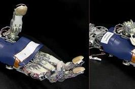 DARPA-funded bionic arm gets second prototype