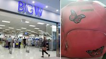 'Disappointing': Mum outraged by Big W staffer's bag demand