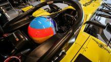 F1 - Renault - Renault : Fernando Alonso a repris le volant d'une F1