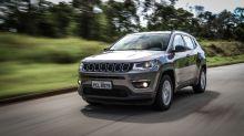 Jeep Compass 2020 terá mais equipamentos e preços a partir de R$ 116.990
