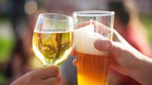 Bad news: beer before wine won't 'make you fine'