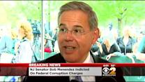 New Jersey Sen. Robert Menendez Indicted On Federal Corruption Charges
