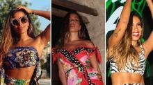 Anitta faz parceria com grifes internacionais e usa looks de R$ 100 mil em seu tour pela Itália