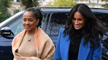 Meghan's Mom, Doria Ragland, Had the Sweetest Reaction to the Royal Baby News