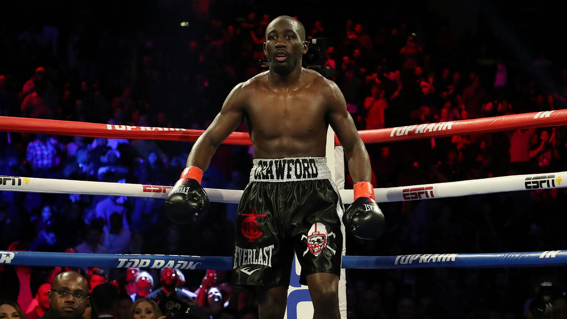 Terence Crawford could face Manny Pacquiao and will fight within ...