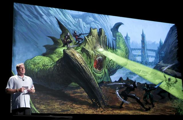 38 Studios' 'Kingdoms of Amalur' finds a second life at THQ