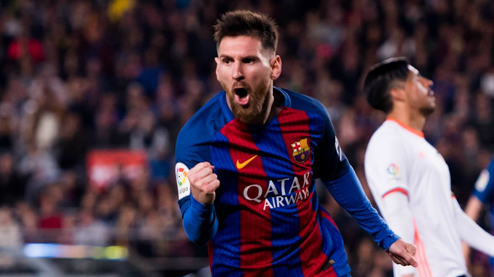 No-one can touch Messi - Luis Enrique hails latest landmark