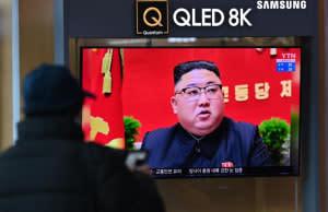 Kim Jong Un admits North Korea's food situation is dire