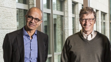 Microsoft CEO Satya Nadella says Bill Gates' original mission 'always bothered me'