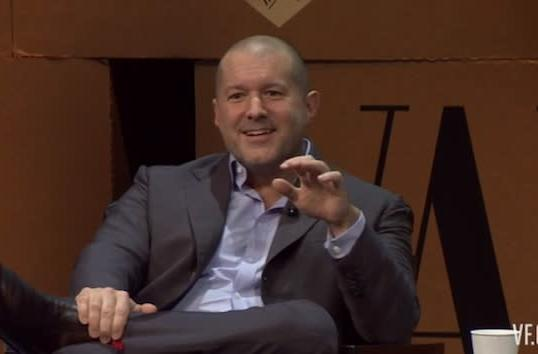 Video of Jony Ive's full interview with Vanity Fair now available online