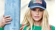 Britney Spears ahora modela
