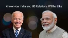 How Will the Relationship between India and the New US President be Like?